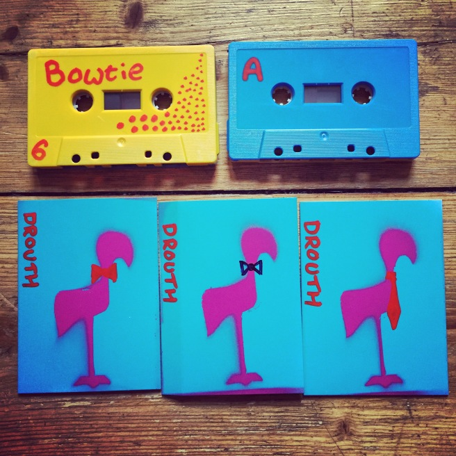 drouth cassette tape