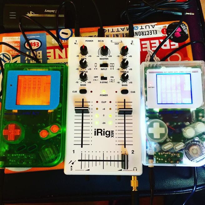 chiptune - portable rig
