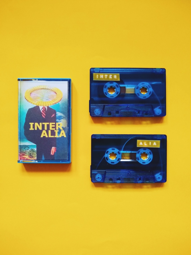 inter alia cassette tapes