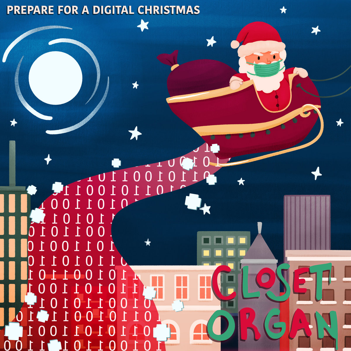 Closet Organ - Prepare for a Digital Christmas